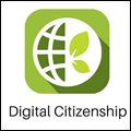 digital citizenship icon link to resources