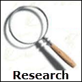 research icon with link to resource page