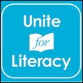 Unite Literacy icon with link to website